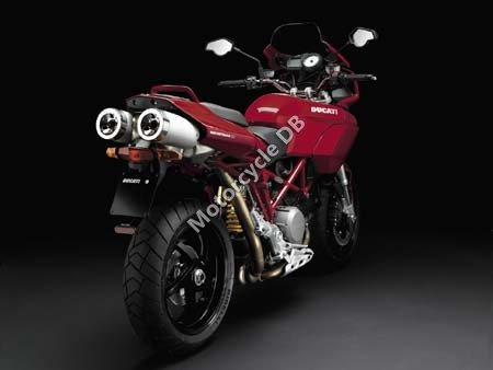 Ducati Multistrada 1100 2007 1848