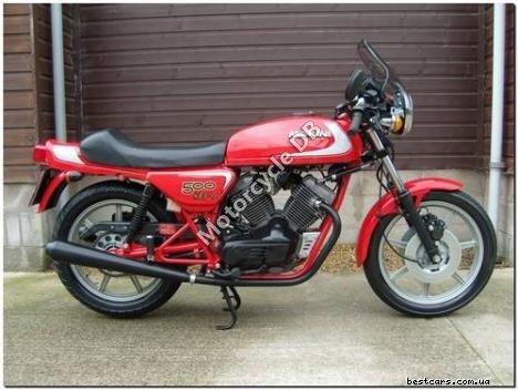 Moto Morini 500 Sei-V Klassik 1989 12991