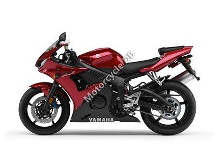Yamaha YZF-R6S 2007 2223