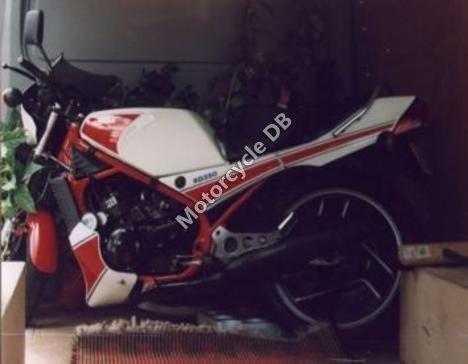 Yamaha RD 350 N (reduced effect) 1989 14075