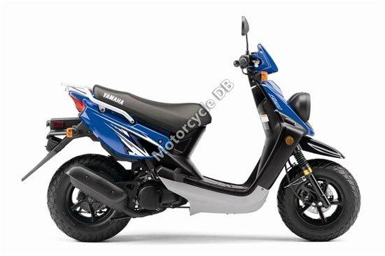 Yamaha Zuma 2009 3879
