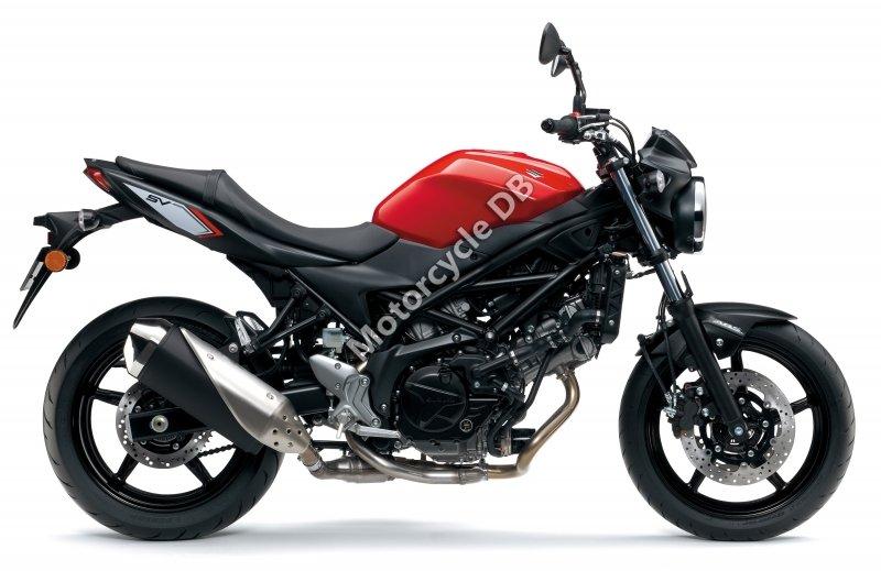 Suzuki SV650 2016 27984