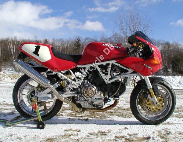 Ducati 900 SS Darmah 1981 13471