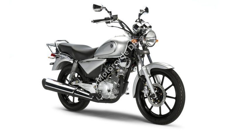 Yamaha YBR125 Custom 2008 25894