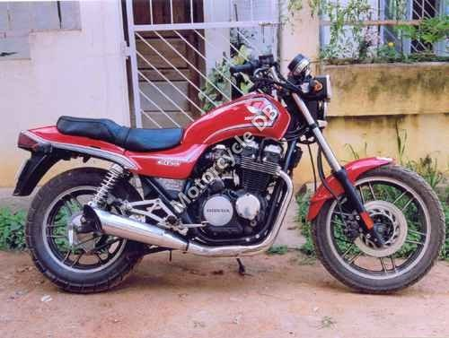 Honda CBX 650 E 1986 10366