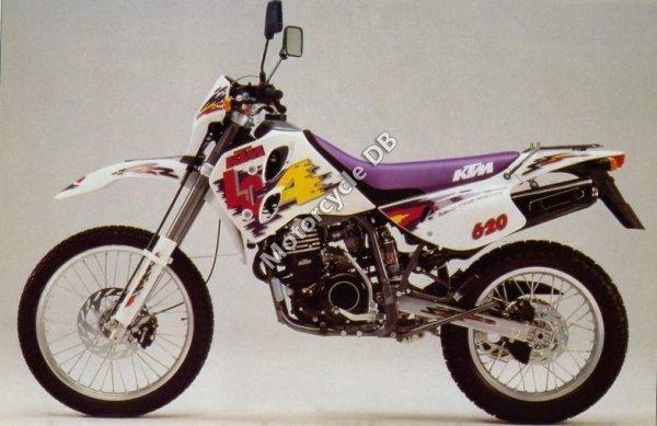 KTM LC4 EGS-E 1997 13936