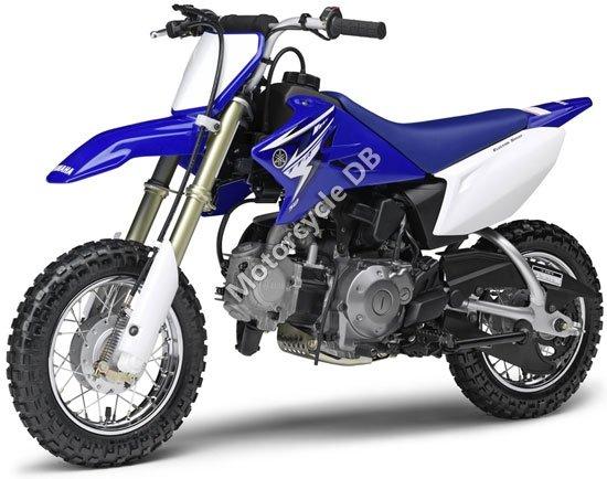 Yamaha TT-R50E 2010 4570