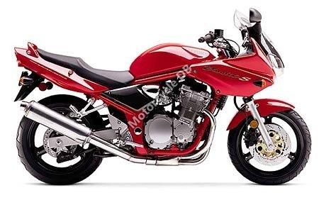 Suzuki GSF 600 S Bandit 2000 6044