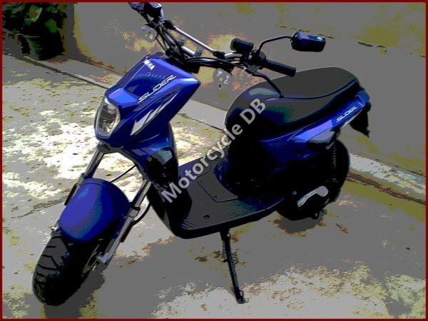 Yamaha Slider Naked 2009 15638