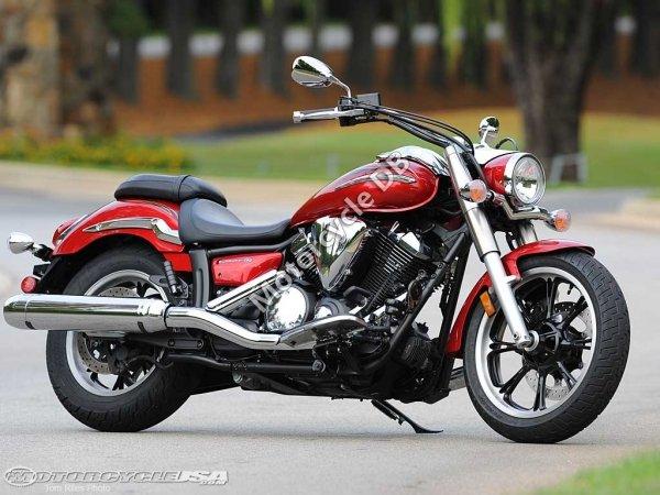 Yamaha V Star 950 Tourer 2012 22015