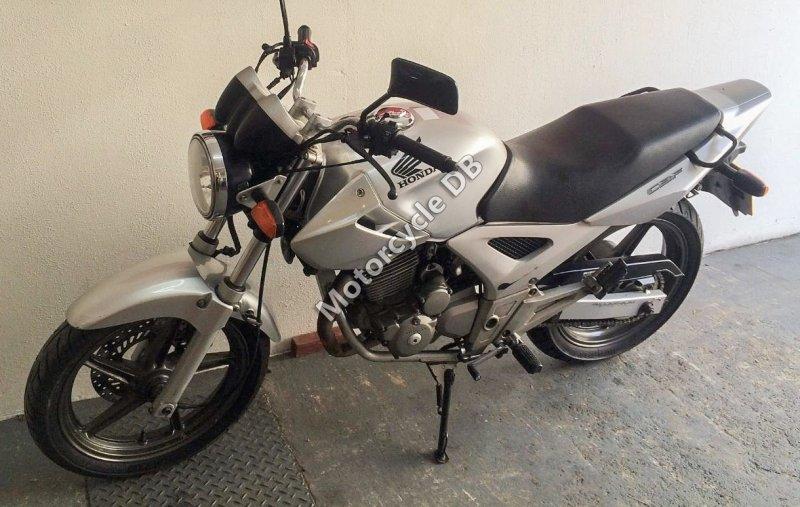 Honda CBF250 2007 29461