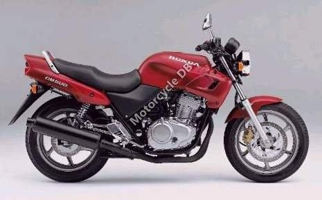 Honda CB 500 1997 16434