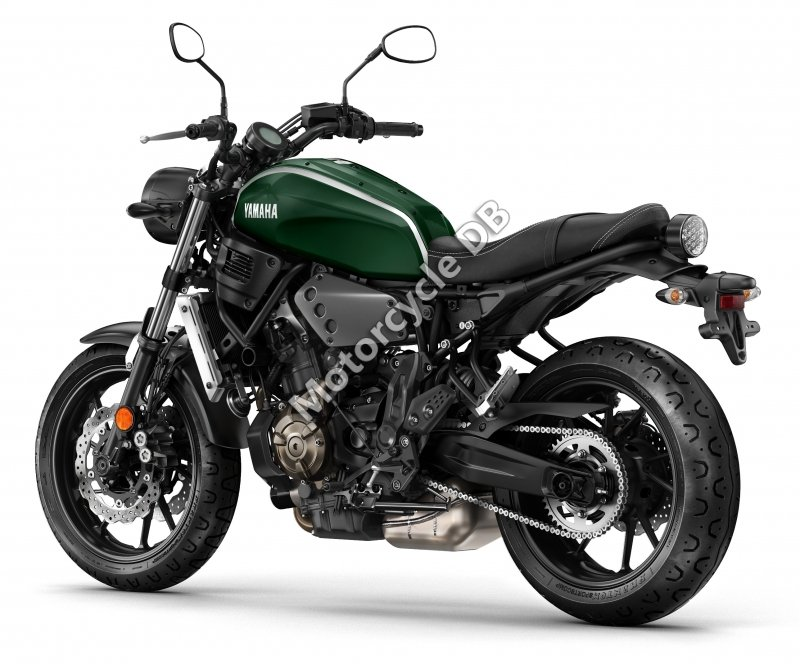 Yamaha XSR700 2016 26289