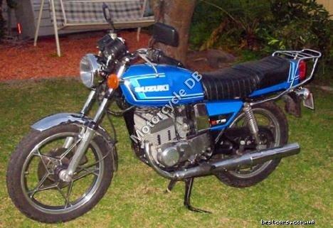 Suzuki GT 200/X 5 E (cast wheels) 1981 20769