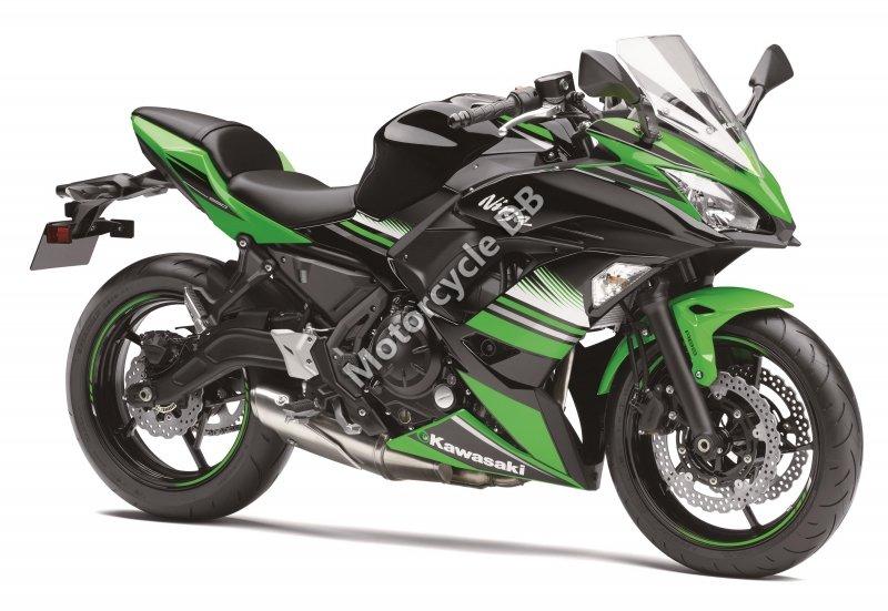 Kawasaki Ninja 650 2017 29043