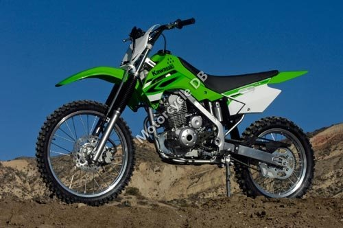 Kawasaki KLX140L 2008 2677
