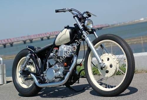 Yamaha SR 500 1993 10412