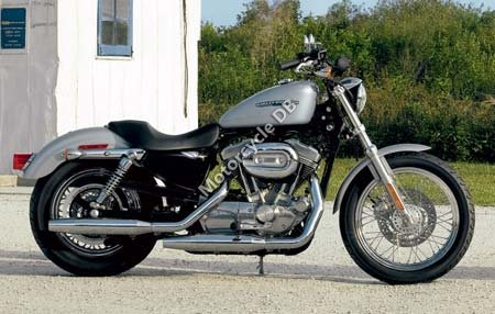Harley-Davidson XL 883 L Sportster 883 Low 2006 5061
