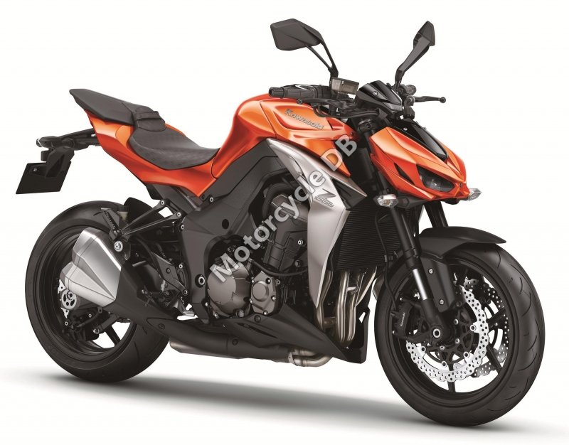 Kawasaki Z1000 2014 28953