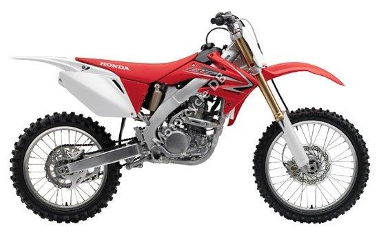 Honda CRF250R 2009 3497