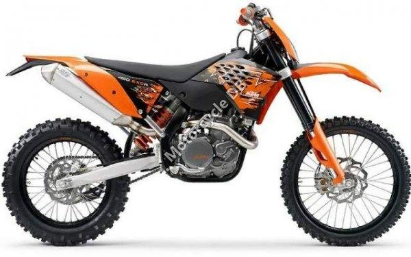 KTM 450 EXC-R 2008 1372