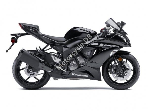 Kawasaki Ninja ZX -6R ABS 2013 22887
