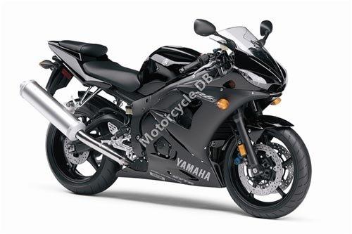 Yamaha YZF-R6S 2008 2881