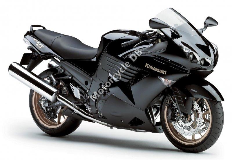 Kawasaki ZZR 1400 2007 29142