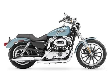 Harley-Davidson  XL1200L  Sportster Low 2007 11293
