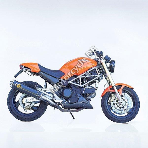 Ducati Monster 600 2001 9753