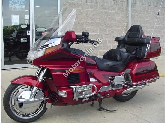 Honda GL 1500 Gold Wing SE 1997 18140 Thumb