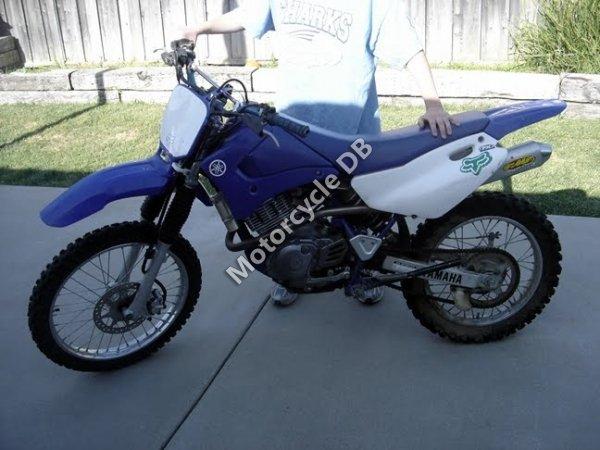 Yamaha TT-R125 LW E 2004 12594