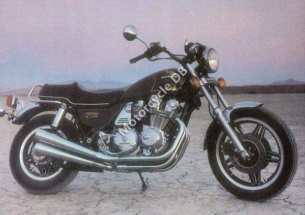 Honda CB900 Custom 1980 1267