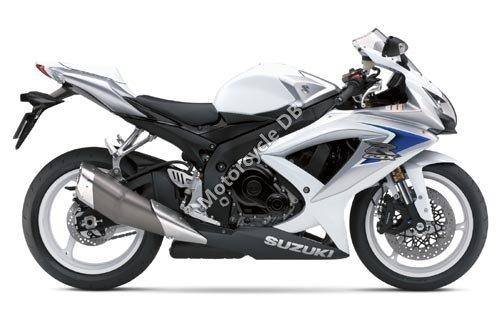Suzuki GSX-R600 2008 2723