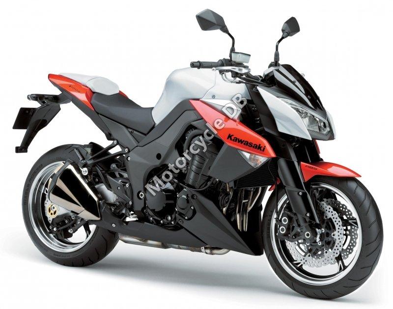 Kawasaki Z1000 2012 28917