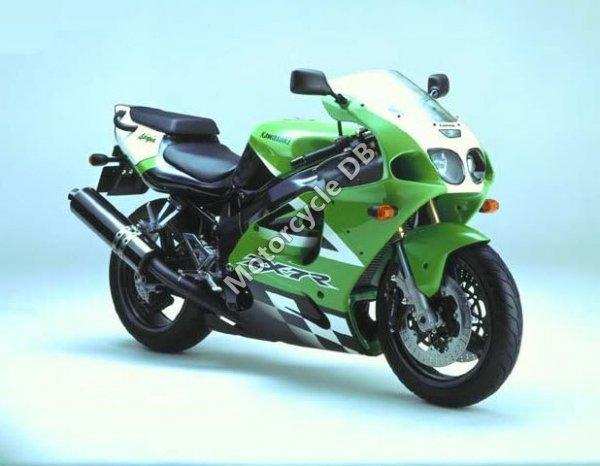 Kawasaki ZX-7R Ninja 2002 17128