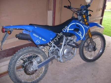 Tomos SE 125 F 2008 15288