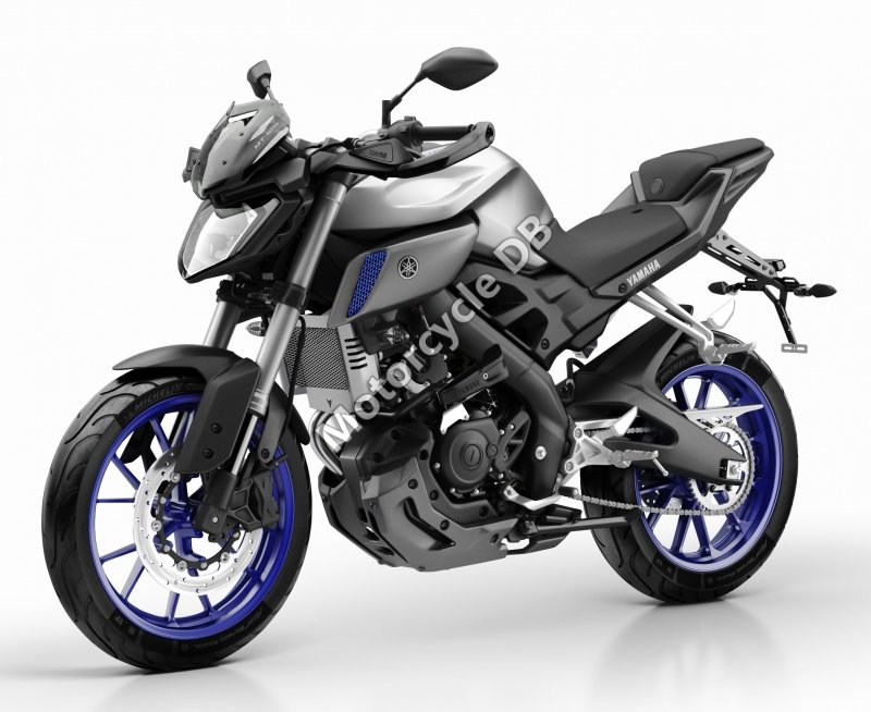 Yamaha MT-125 2018 25951