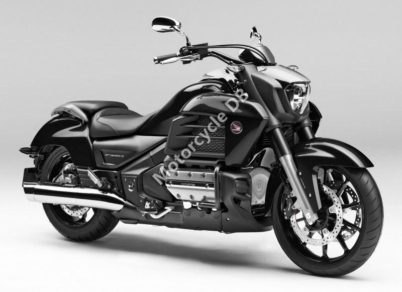 Honda Gold Wing Valkyrie 2016 30804