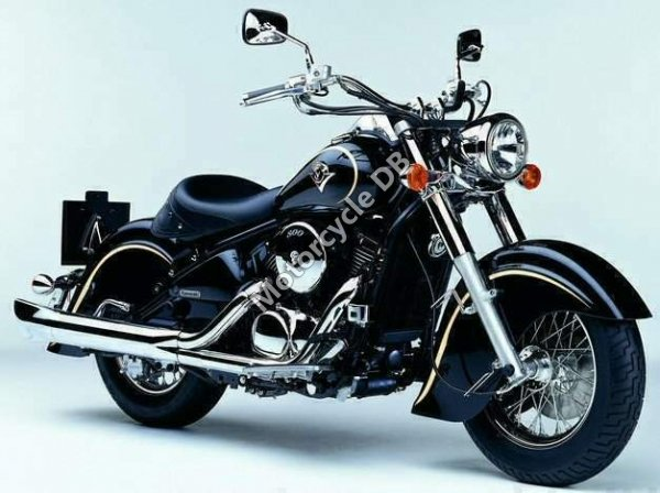 Kawasaki VN 800 Drifter 1999 16421