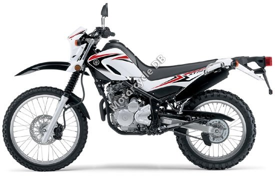 Yamaha XT250 2010 4506