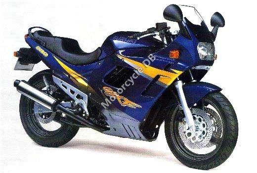 Suzuki GSX 600 F 1997 16391