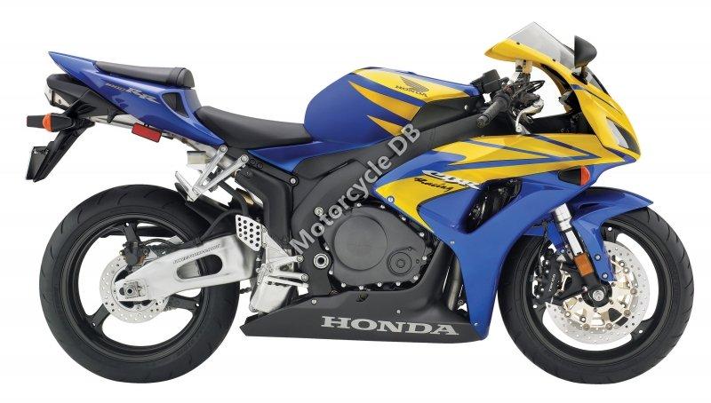 Honda CBR 1000 RR Fireblade 2006 29916