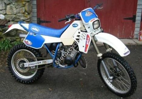 KTM Enduro 125 VC 1991 11042