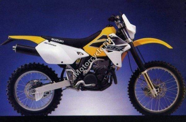 Suzuki DR-Z 400 E 2000 1711