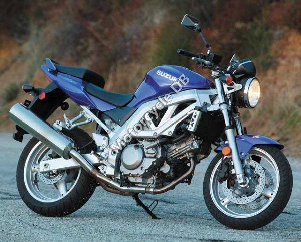 Suzuki SV 650 S 2004 8681