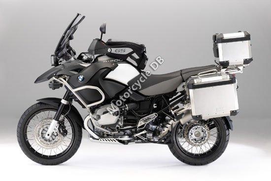 BMW R 1200 GS Adventure 2010 4150