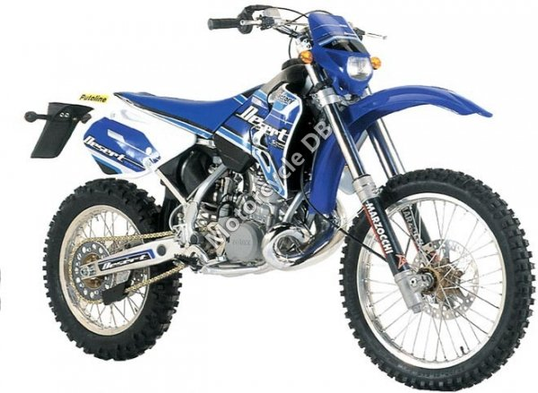 Factory Bike Desert YR 250 2004 17619