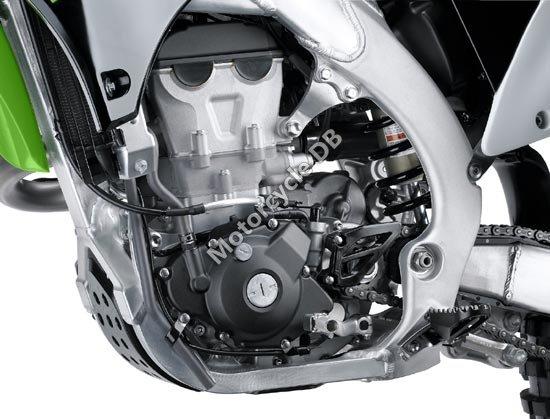 Kawasaki KX450F 2009 3196