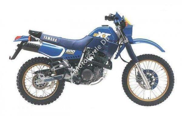 Yamaha XT 600 1988 10196